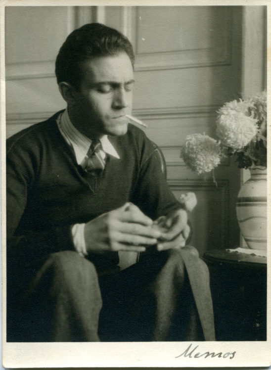 Από την Αθήνα στο Παρίσι 1934-1950