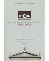 ΕΤΕΒΑ, Εθνική τράπεζα Επενδύσεων Βιομηχανικής Αναπτύξεως ΑΕ, 1963-2002