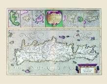 CANDIA-CRETA-ΚΡΗΤΗ. Ο χώρος και ο χρόνος (16ος - 18ος αιώνας)